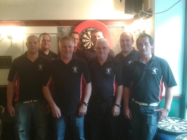 Darts Team off to great start